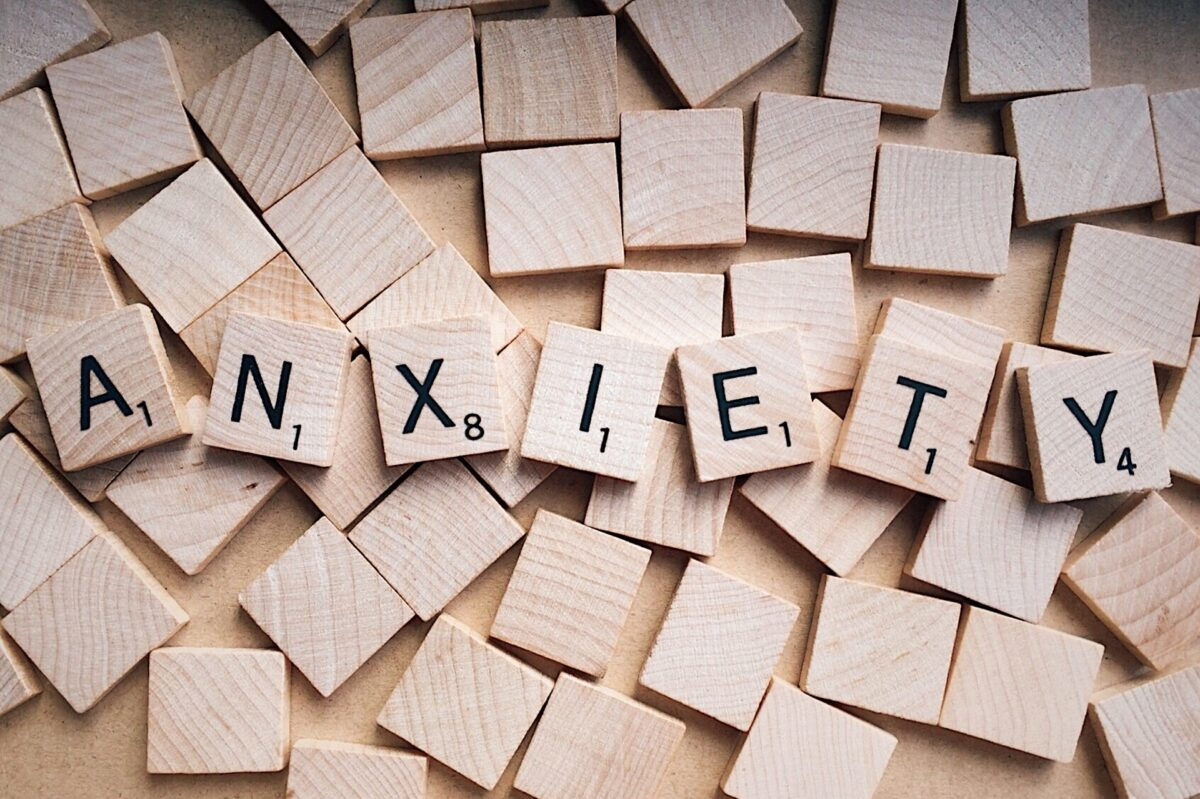 Simple steps for anxiety free life