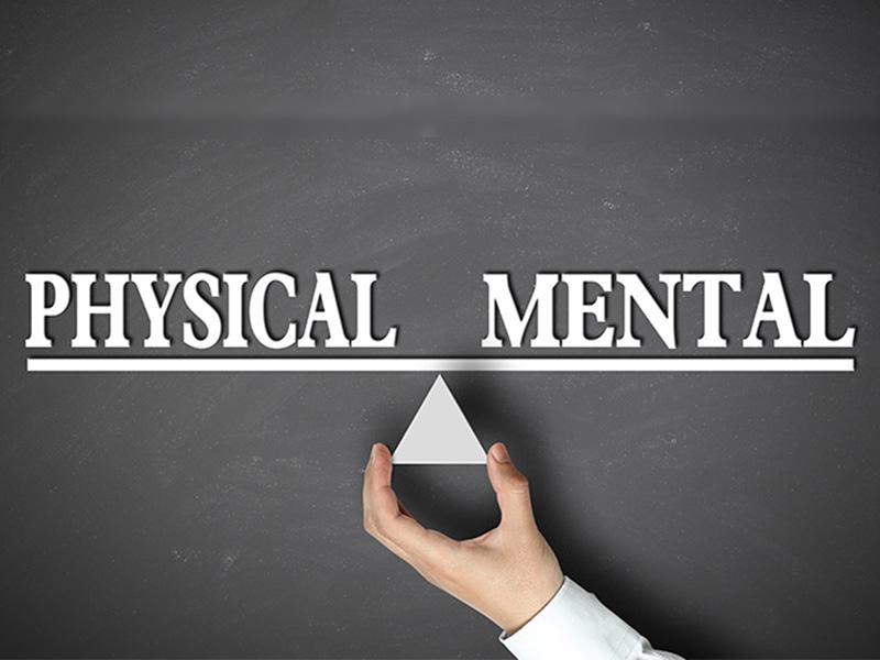 Mental Health Vs. Physical Health
