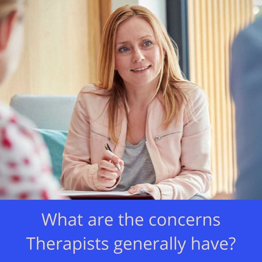 Concerns of Therapists
